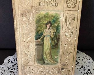 """""""Snow Bound"""" by John Greenleaf Whittier, Published by Hurst & Company, HB 1907. $18"""