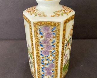 Additional photo of Japanese bud vase.