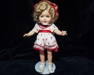 1930s Shirley Temple Doll