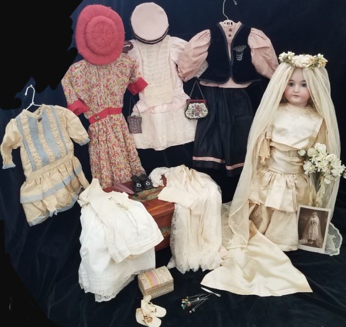A Doll with a History