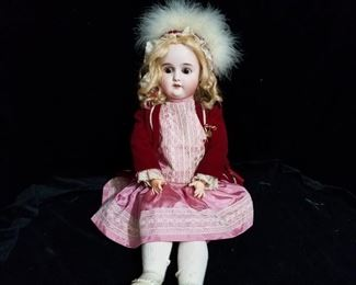 Antique Bergmann Doll