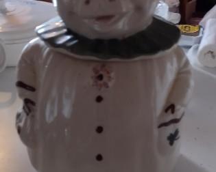 Piggy Cookie Jar  made in the USA