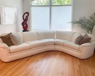 Thayer Coggin Sectional Sofa