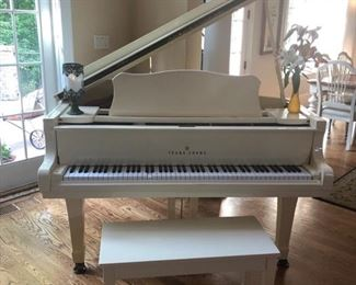 YOUNG-CHANG BABY GRAND PIANO. THIS IS AVAILABLE FOR PRE-SALE.
