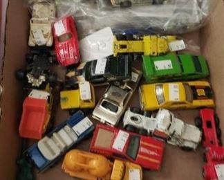 Mattel, ERTL, Hot Wheels, Yat Ming Kidco