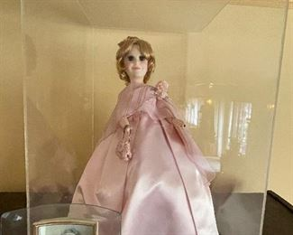 Madame Alexander Doll and signed photo