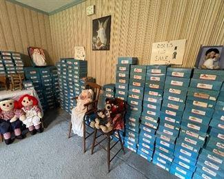 Madame Alexander Doll Collection