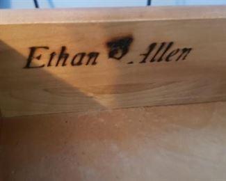Ethan Allen Full Bedroom Set