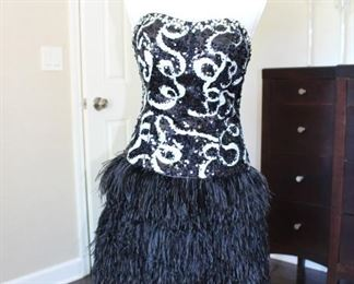 Prom? Black Tie Affair? Size 4, Camille, Morgan & Co, Claudine