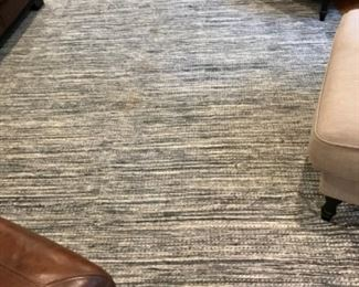 Reversible/washable area rug