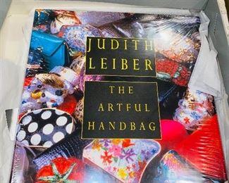 $50 JUDITH LEIBER BOOK