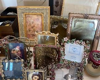 JAY STRONGWATER PICTURE FRAMES