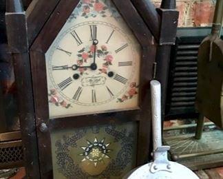 MaLeck Clock
