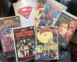 Comic Books assorted