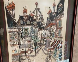 Art Crooked Street