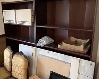 Book Shelves Particle Board