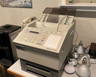 Fax Machine Panafax UF755E