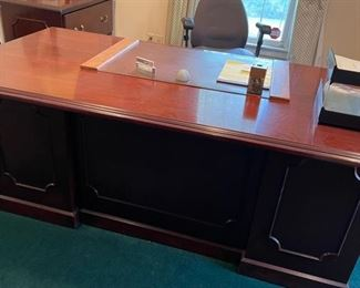 Office 2  Desk Cherry