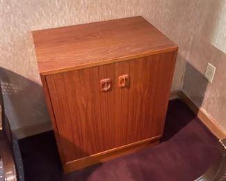 Office 3  Cabinet Oak