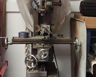 Clausing Mini Mill