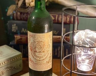 42 year old French Bordeaux!