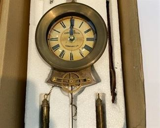 Chronograph Clock