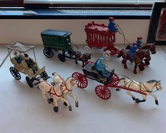 Cast Iron Reproduction Toys