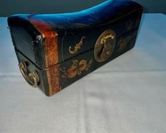 Vintage Lacquered Asian Box