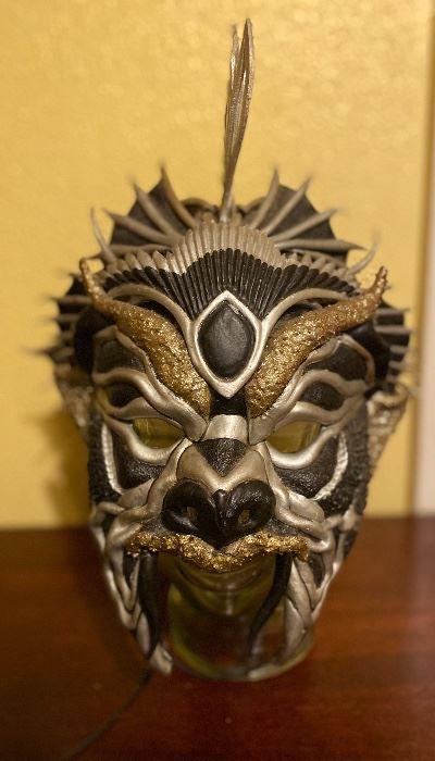 Mardi Gras Mask - Chuiles