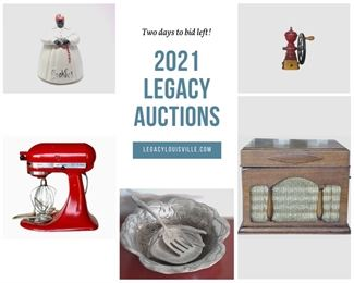 2021 Legacy Auctions