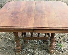 https://www.ebay.com/itm/124776528879CC0030 ANTIQUE 19TH CENTURY DINNER TABLE NO CHAIRBuy-It-Now $99.99