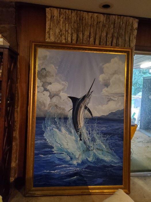 Guy Harvey original painting