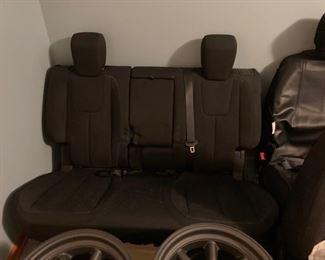 12 Auto Seats