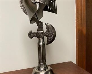 Armor Lamp
