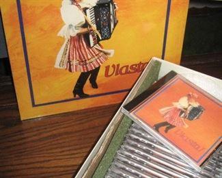 We have Vlasta LP's, CD's, Cassettes & 45's!
