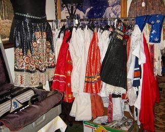 Czechoslovakian Kroj (folk costumes)