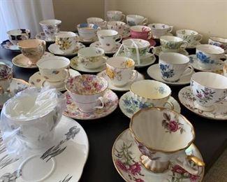 sale tea cups
