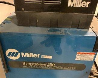 MILLER SYNCOWAVE 250 MIG/TIG