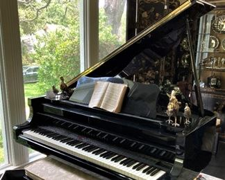 Gorgeous Young Chang baby grand piano