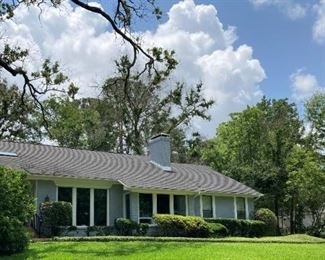 This lovely home is for sale at 2720 Woodlake Drive. It is on a private drive between S. Robertson and Jacksonville Hwy.