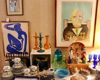 Harley, Matisse, Picasso