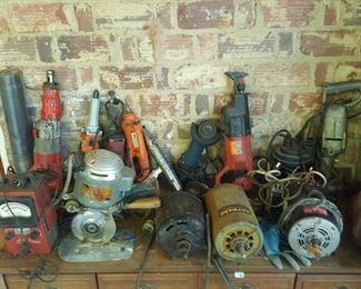 Hey look! Tools!