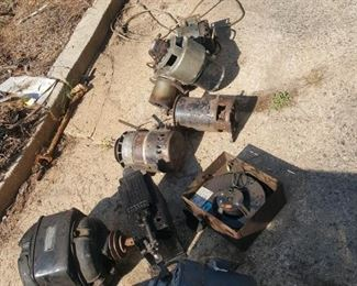 Old heavy motors