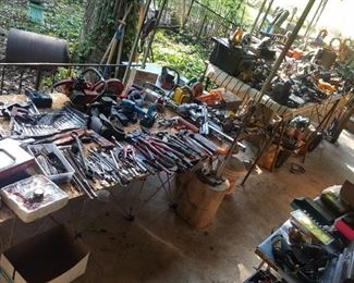 A fraction of the tools.