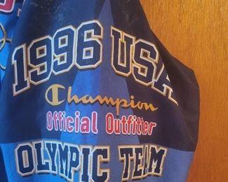 1996  Champion Olympic Jackets