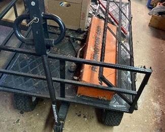 Garden/utility wagon