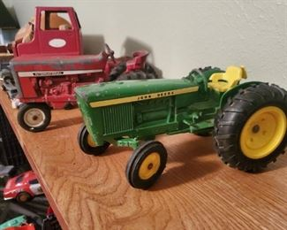 More of the vintage toys