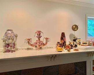 Original studio art ceramics by Laney Oxman