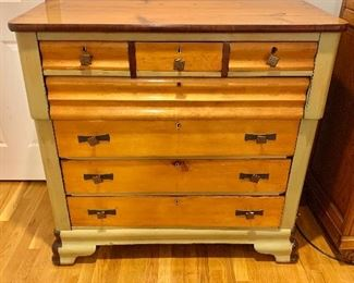 Antique continental dresser