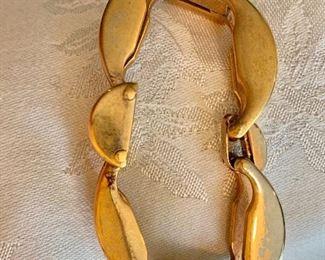 Fashion chunky link bracelet